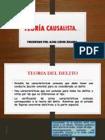 Exp. Teoría Causalista