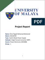 KIE160709 Report