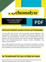 Kritik Sastra Jerman - Psychoanalyse