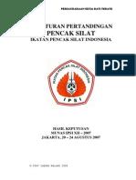 PeraturanPertandinganPencakSilat
