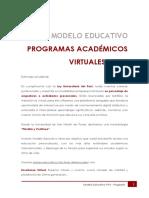 Modelo Educativo UVA_Posgrado