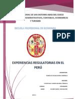 EXPERIENCIAS REGULATORIAS EN EL PERÚ.docx