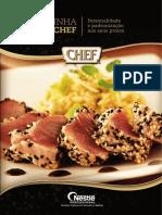 Receituario Chef - Padronizacao Nos Seus Pratos