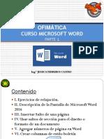 Microsoft Word. Ingenieria Civil