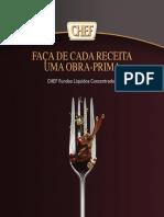 Receituario Chef - Receitas de Fundos