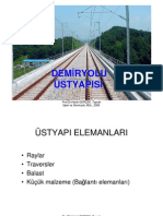 Demiryolu Ustyapisi