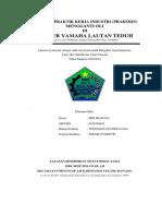 pembuatan laporan pkl