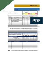 Programa de Charlas Diarias y Capacitaciones