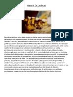Historia De Los Incas.docx