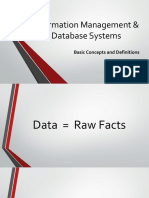 Guide to Databases