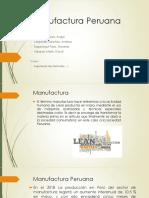 Manufactura Peruana
