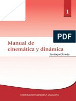 Manual de Cinemática Dinámica