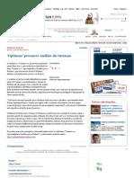 Artigos na Imprensa na Conferência
