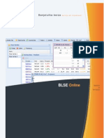 BLSE Online Manual