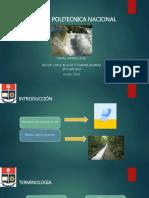 Presentación obras hidráulicas