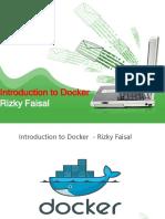 docker training