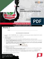 0.01 AEP Simulados Carreiras Policiais Simulado 1