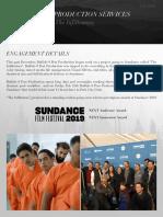 B8 Case Study - Project