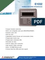 E1032 Data Sheet