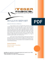 Bullion Research Report