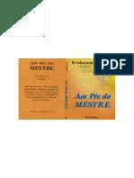 16800824 J Krishnamurti Aos Pes Do Mestre