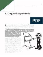 O que é Ergonomia