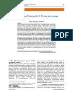 Bioplasma Concept of Consciousness