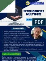 Howard Garnerd - Inteligencias Múltiples