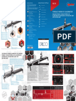 Torque Wrench Calibrator (TWC) Sales Leaflet