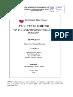 Hechos, Actos y Negocios procesales.docx