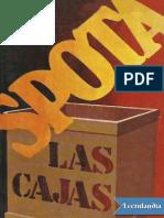 Las Cajas - Luis Spota