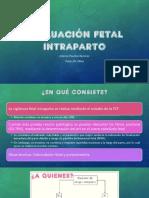MEFI - Evaluación Fetal Intraparto - HRT Octubre 2017