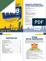 Buku Saku Ppdb 2019