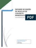 INFORME DE DISEÑO DE MEZCLAS DE CONCRETO HIDRÁULICO.pdf