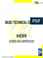 #2 Basic Screw Compressor 1 (Main Parts)