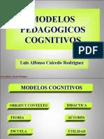 4. Modelos Cognitivos 5