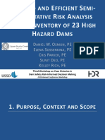 7 High Hazard Dams Osmun