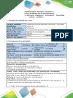Guía de actividades y rúbrica de evaluación - Actividad 5 - Consolidar artículo de investigación.docx