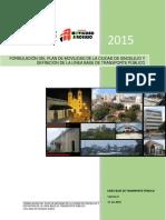 Informe 4 Linea Base de Transporte Publico VFINAL