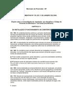 Lei Compl 178_2006 - Piracicaba - SP