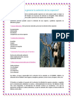 Qué puede generar la extinción de las especies.docx