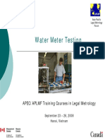 Water Meter Testing  APLMF Training-C09702880_9