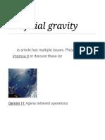 Artificial gravity - Wikipedia.PDF