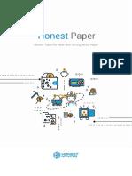 Honest Mining $HNST White Paper