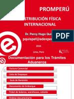 5Documentación para los Trámites Aduaneros-TALLER LOGISTICA ses 2.pdf
