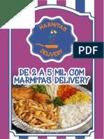 E-book Marmitas Delivery