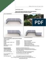 Sg12 Frameless Balustrades Structural Calculations