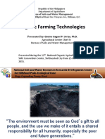 12 Th Organic Farming Technologies