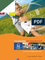 Brochure Tourisme Handicap