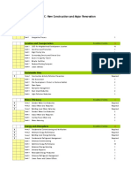 LEED v4 for Building Design and Construction Checklist